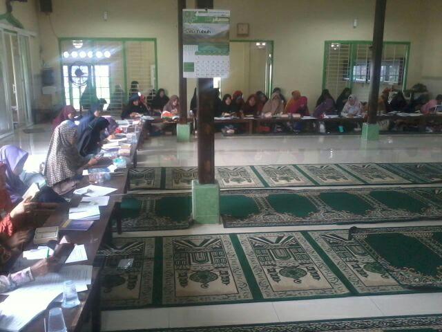 Pendidikan Mubaligah Jama'ah Muslimin (Hizbullah) untuk Bebaskan Al-Aqsha