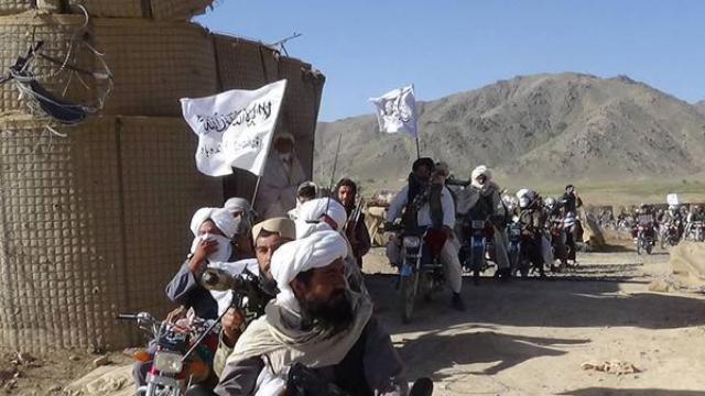 Taliban Serang Pos Polisi Afghanistan di Kandahar, 67 Tewas