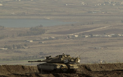 20 Rudal Suriah Targetkan Pos Militer Israel di Golan