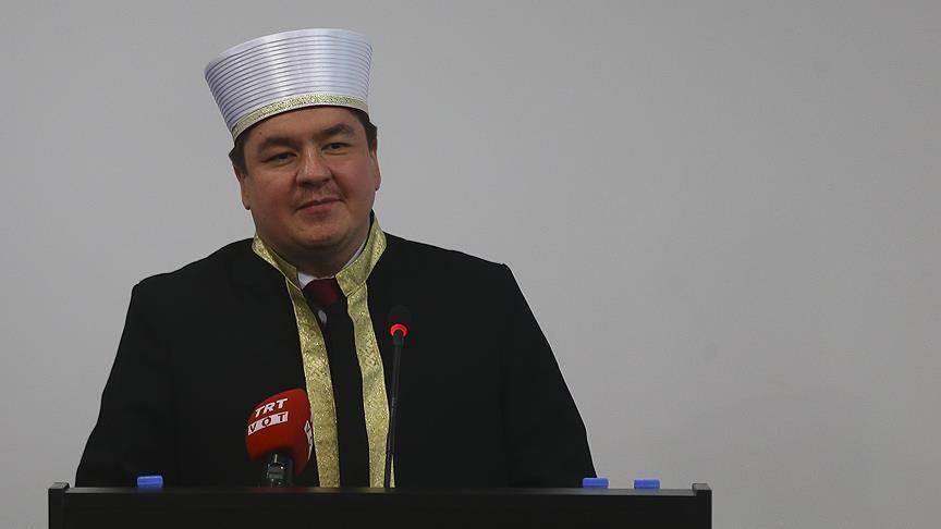 Mufti Polandia Puji Turki Bantu Muslim Negaranya