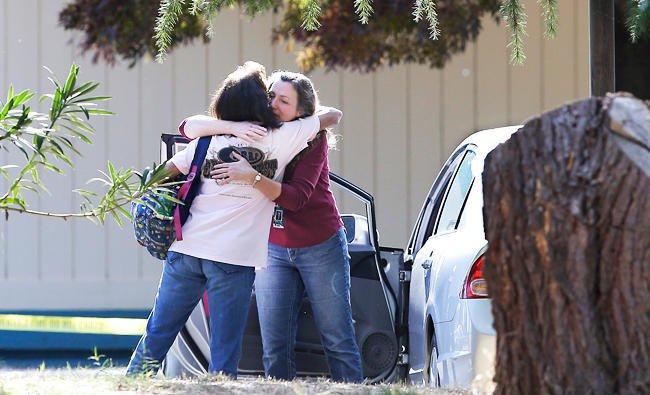 Pria Bersenjata Tembak Empat Orang Hingga Tewas di California