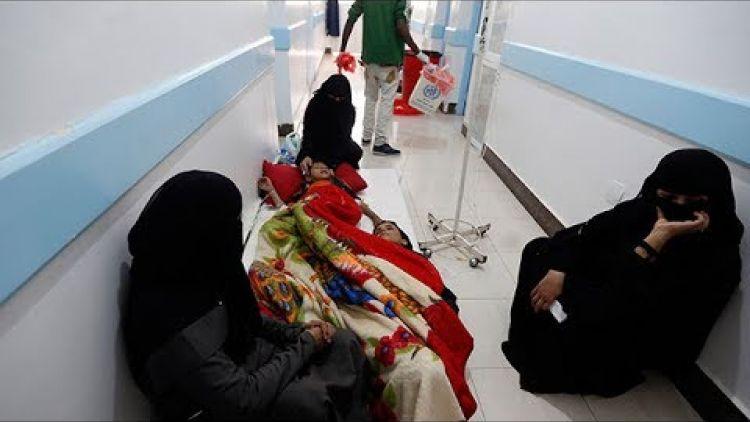 """Jutaan Orang Yaman Kondisi Kesehatannya """"Putus Asa"""""""