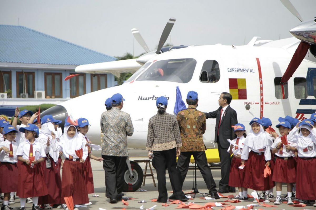 Nurtanio, Nama Pesawat N219 Karya Anak Negeri