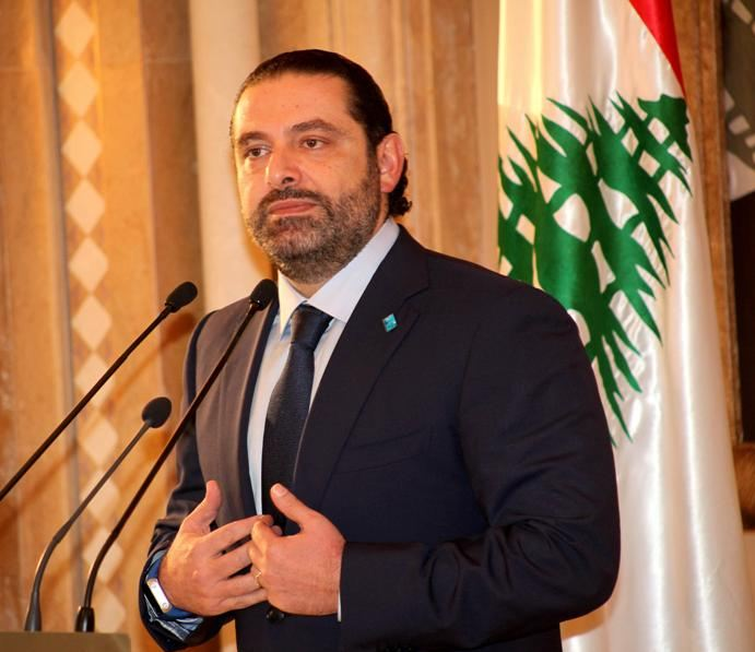 PM Lebanon Saad Al-Hariri Mengundurkan Diri