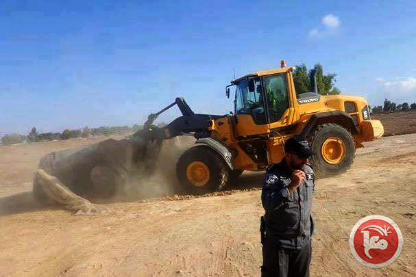 Israel Hancurkan Desa Badui Palestina ke 121 Kalinya