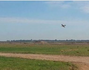 Pesawat Israel Semprotkan Kimia Beracun ke Lahan Pertanian di Gaza Lukai Tiga Warga