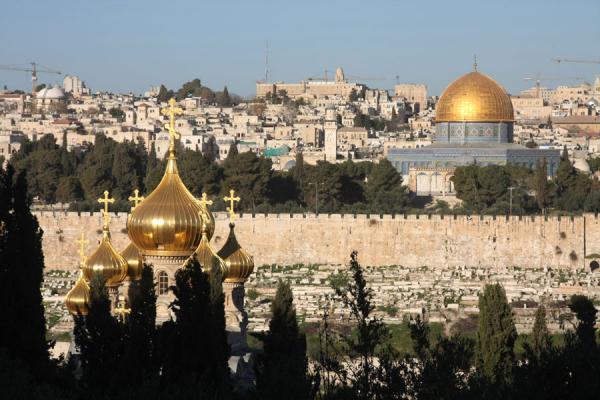 Dewan Pusat Orthodok Tolak Jual Tanah ke Israel