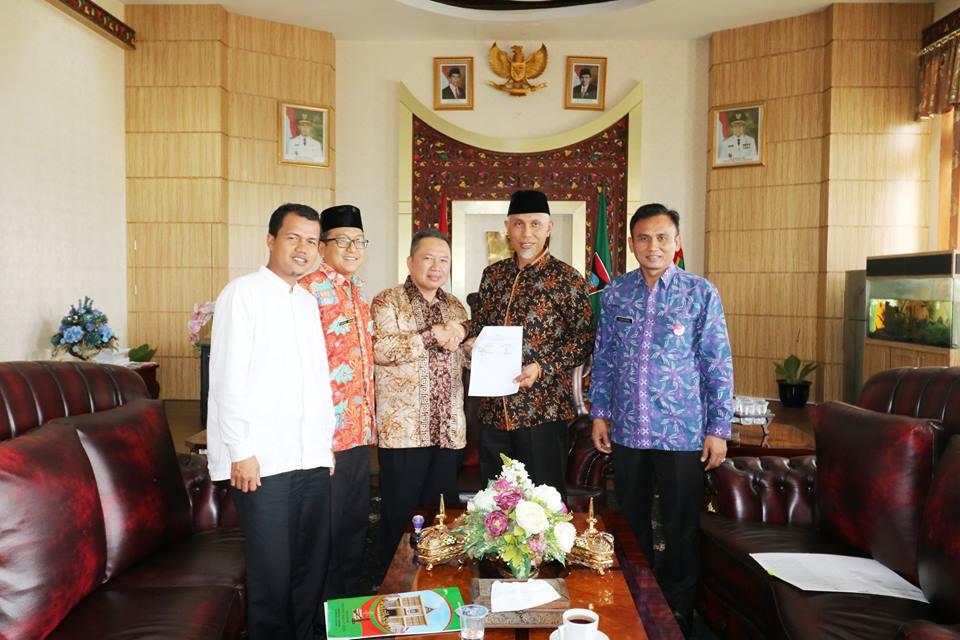 Wisata Halal Kota Padang Didukung Pihak Swasta