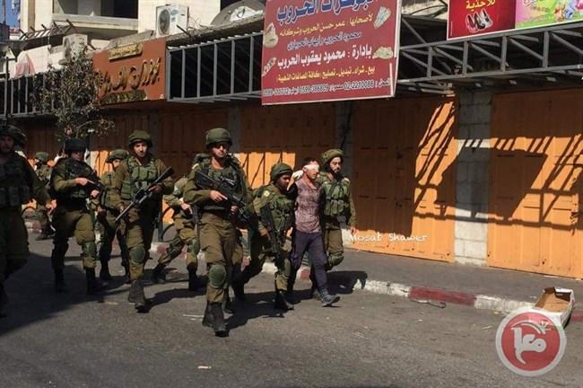 Israel Tangkap 13 Warga Palestina di Tepi Barat dan Yerusalem