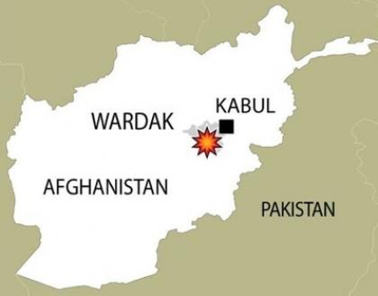 Taliban Serang Akademi Kepolisian