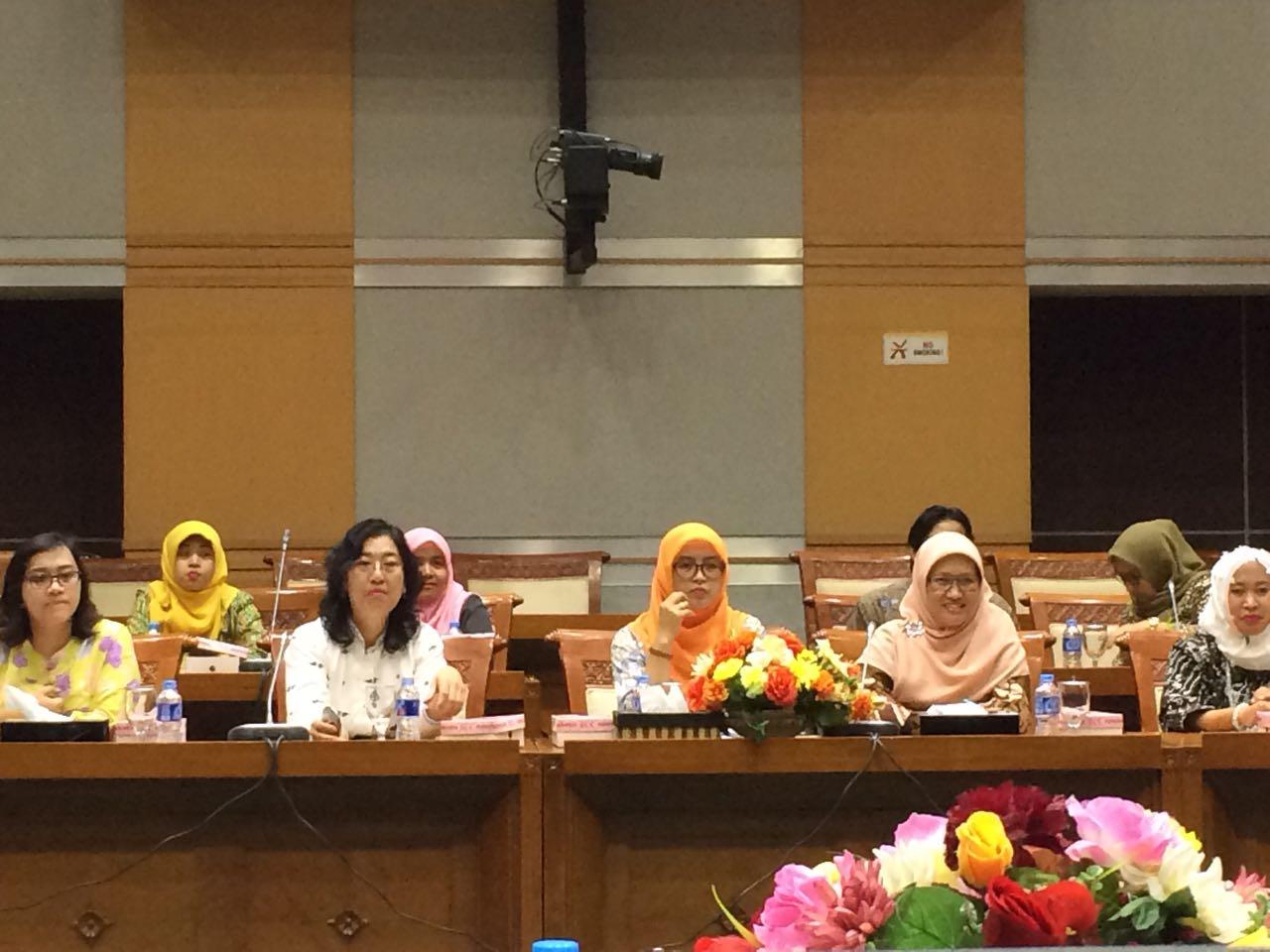 Nasyiatul Aisyiyah-Forum Lintas Agama Audiensi Bahas Cegah Stunting