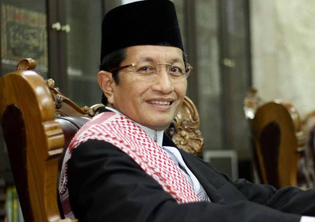 Imam Besar Masjid Istiqlal Doakan Sandi Jadi Pemimpin Adil