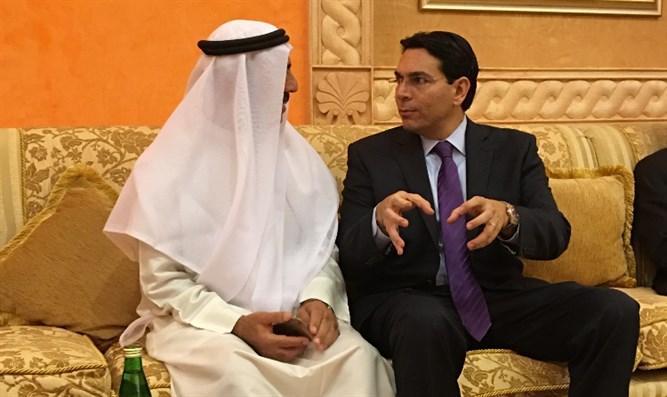 Israel Intensif Dialog Dengan 12 Dubes Negara Arab