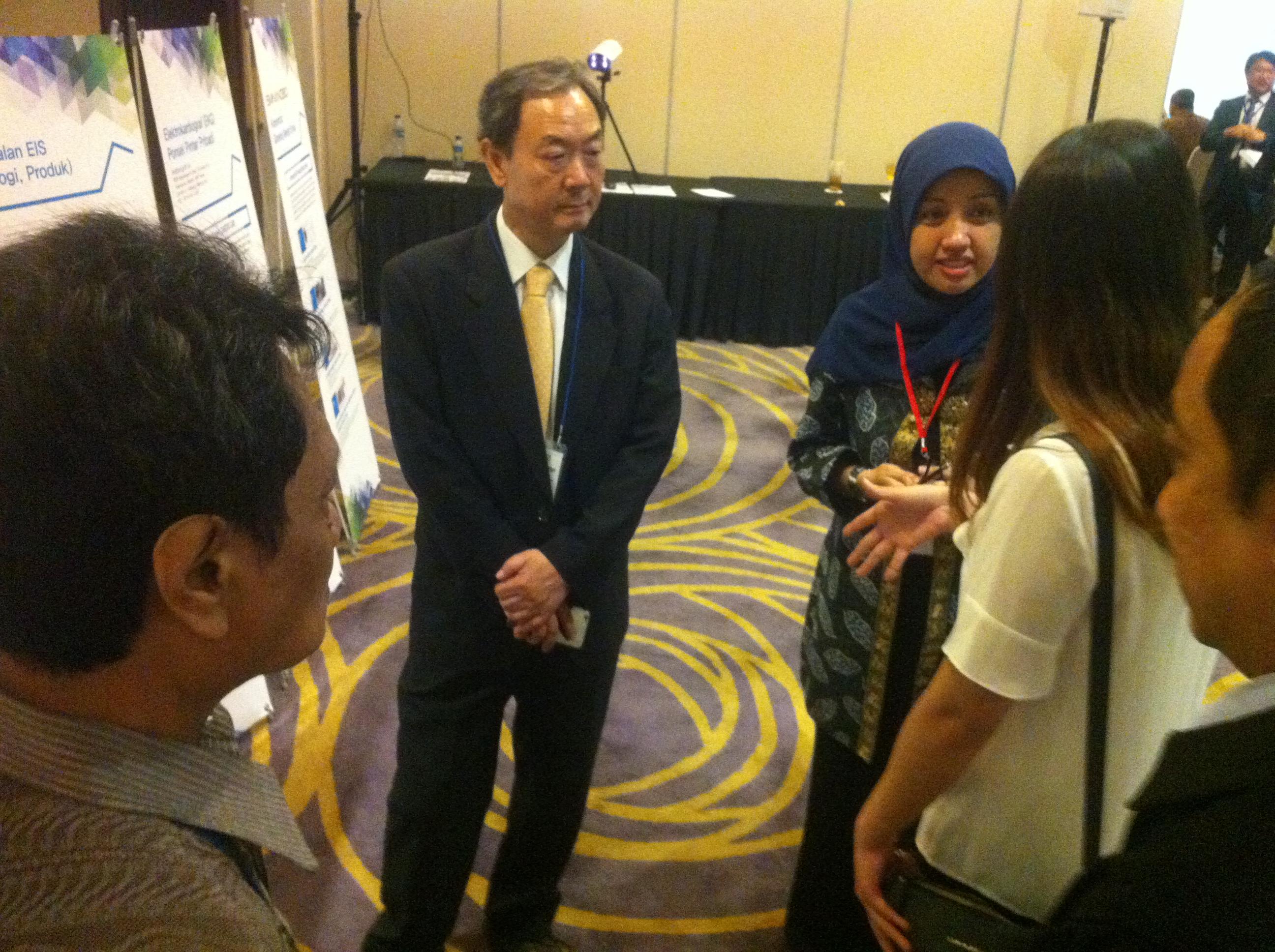 Perusahaan Teknologi Korsel Bidik Pasar Indonesia