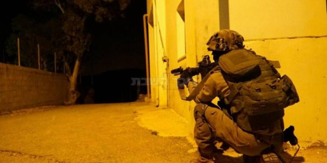 Israel Tahan dan Lukai Warga Palestina dalam Serangan Semalam