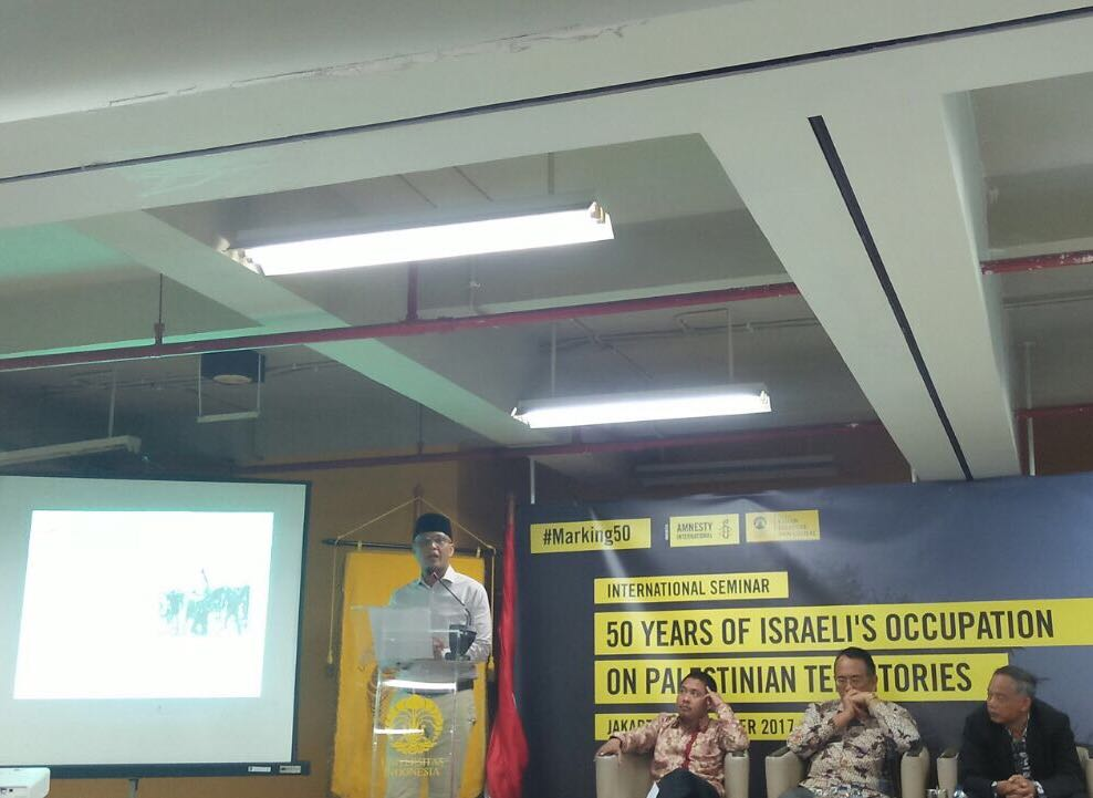 Sukamta: Rekonsiliasi Hamas-Fatah Harus Terus Dijaga
