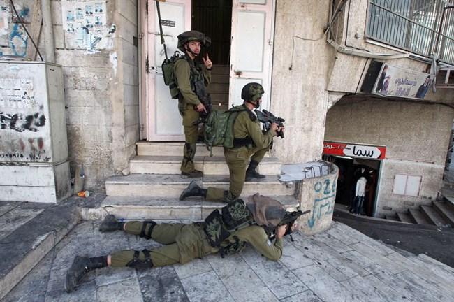 Tentara Israel Tembak Dua Bersaudara Warga Palestina