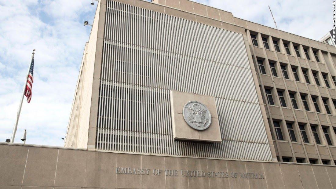AS Perintahkan Seluruh Kedutaannya Siaga Hadapi Aksi Protes