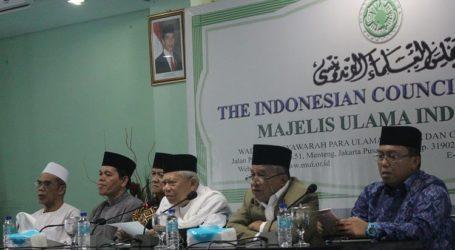 MUI Tegaskan Fatwa Larangan Gunakan Atribut Keagamaan Non-Muslim