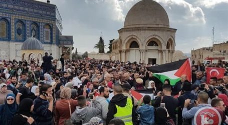 Palestina Tidak Akan Terima Perubahan Perjanjian Perbatasan Yerusalem