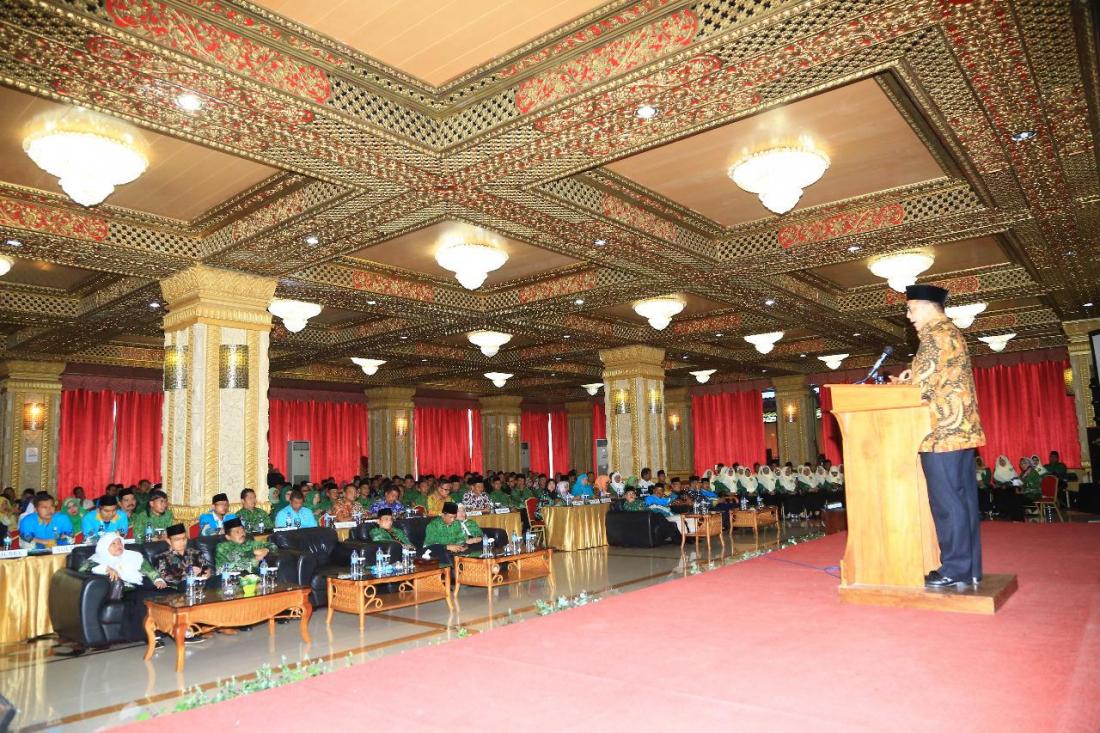 Guru Berperan Penting dalam Memajukan Madrasah