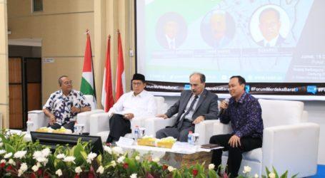 Kemlu: Indonesia Komitmen Wujudkan Kemerdekaan Palestina