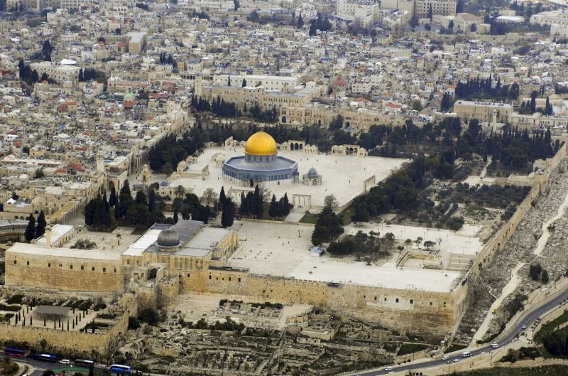 Mesir-Arab Saudi : Pertahankan Status Yerusalem