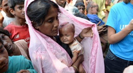 Seperempat Balita Rohingya Menderita Malnutrisi