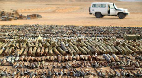 Diplomat: Rusia Siap Pertimbangkan Pelonggaran Embargo Senjata Libya