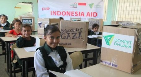 Dompet Dhuafa Kembali Fokus Bantu Palestina