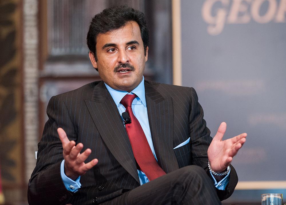 Qatar Terima Undangan Resmi Hadiri KTT Liga Arab di Arab Saudi
