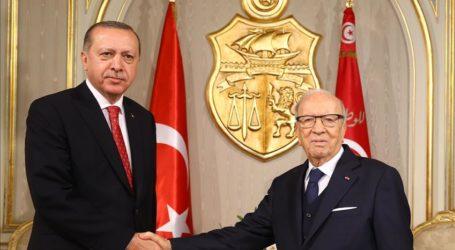 Turki-Tunisia Perkuat Kerja Sama Bilateral