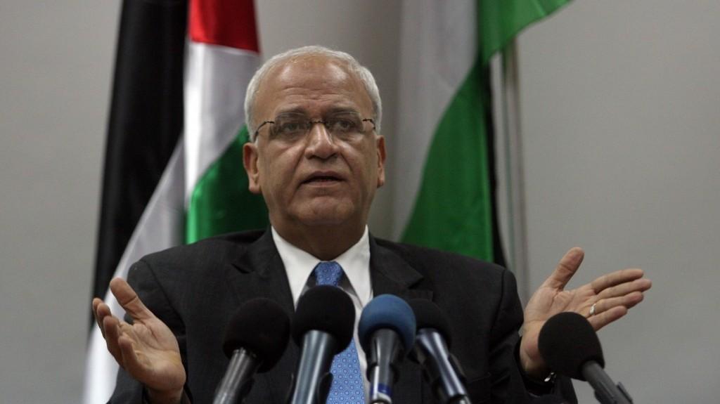 Sekjen PLO Minta Irlandia Akui Negara Palestina