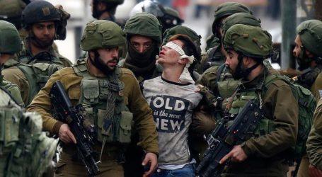 Anak-Anak Palestina Keluhkan Penyiksaan di Penjara Israel