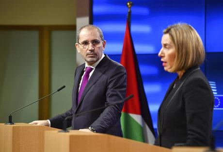 PM Yordania-Uni Eropa Bahas Al-Quds