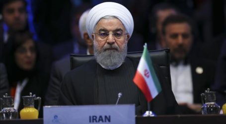 Rouhani: Pengayaan Uranium 60% Respon Iran terhadap Tindakan Jahat Musuh