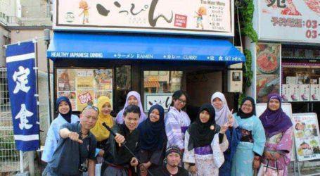 Kunjungan Wisatawan Muslim ke Jepang Meningkat Tajam
