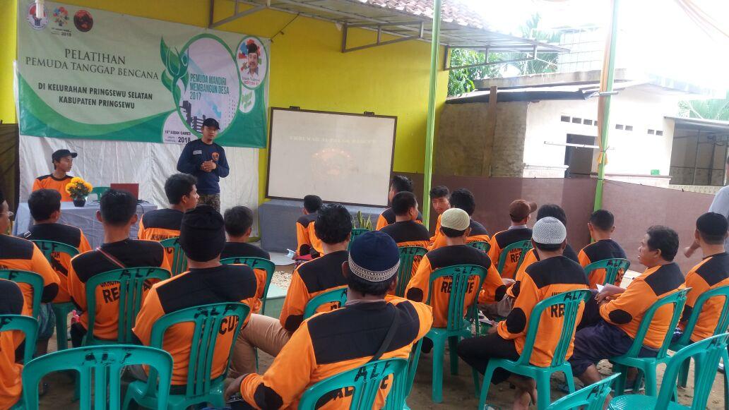 Ukhuwah Al-Fatah Rescue Lampung Rekrut Anggota Baru