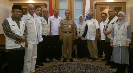 Gubernur DKI Jakarta Dukung Program MER-C untuk Palestina