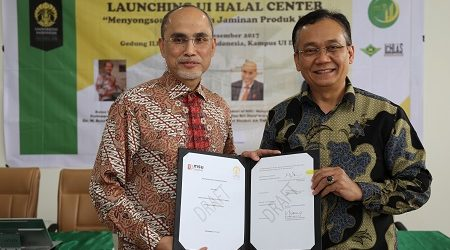 Universitas Indonesia Dirikan Halal Center