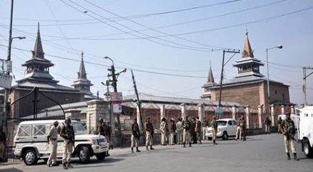 Pemerintah Kashmir Larang Muslim Shalat di Masjid Jamia