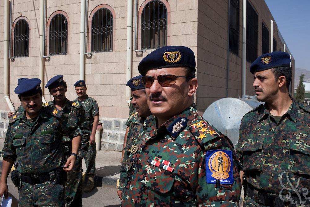 Sumber Media Laporkan Pasukan Saleh Kuasai Istana Kepresidenan Yaman