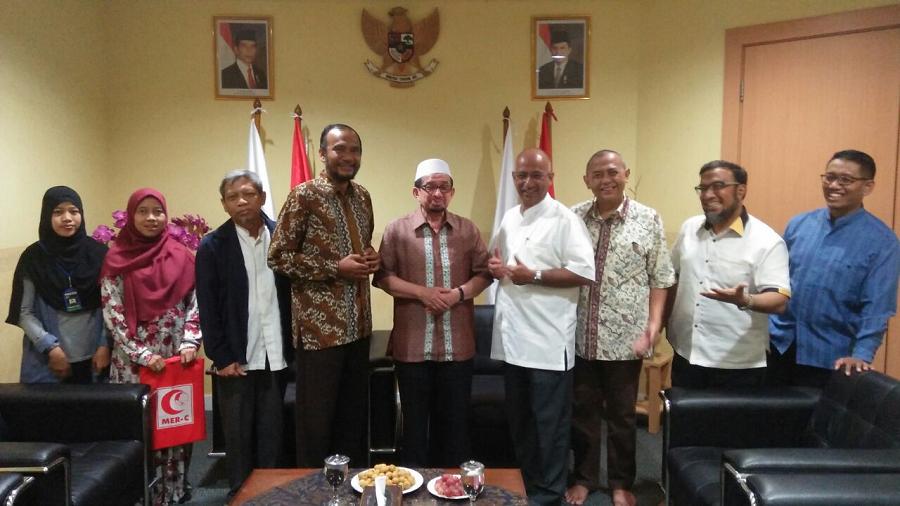 MER-C, PKS Ajak Masyarakat Indonesia Peduli Krisis Yaman