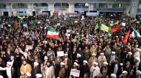 Protes Hari Ketiga di Iran Diwarnai Bentrokan