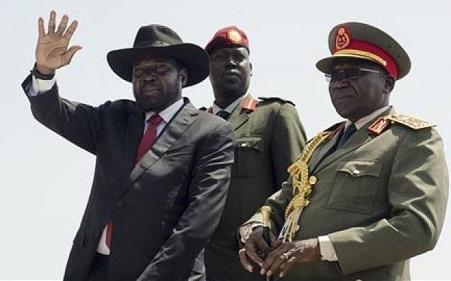 Pemimpin Ethiopia dan Eritrea Kunjungi Sudan Selatan Bahas Perdamaian