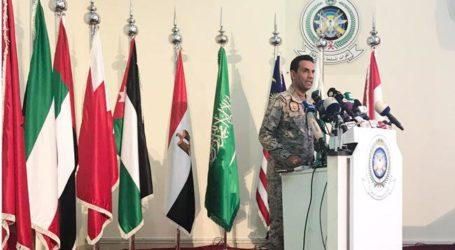 Koalisi Arab Hancurkan Persediaan Rudal Houthi