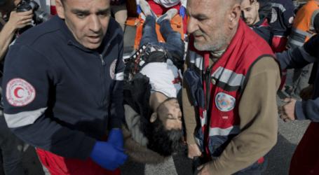 Pasukan Israel Tembak Mati Empat Warga Palestina