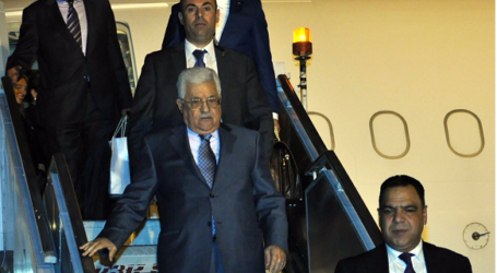 Iran Undang Presiden Palestina ke Teheran