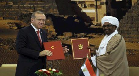 Turki-Sudan Tandatangani 22 Kesepakatan Kerjasama Strategis
