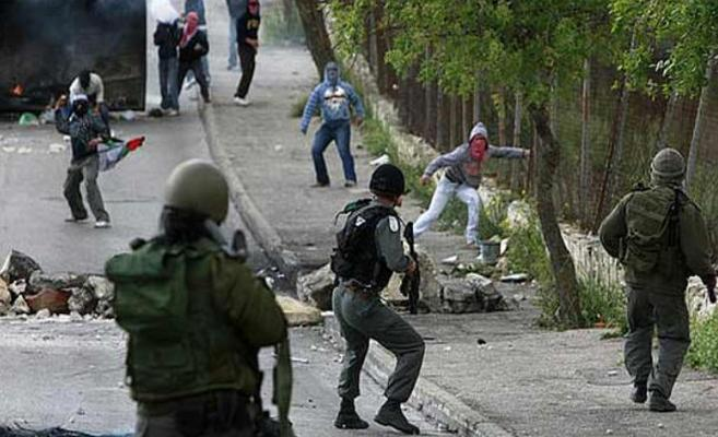 Bentrok di Palestina, Satu Meninggal, 270 Luka